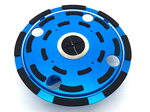 光伏吸盘 非接触式吸盘 伯努利吸盘大吸盘 MRK-BNL02-180
