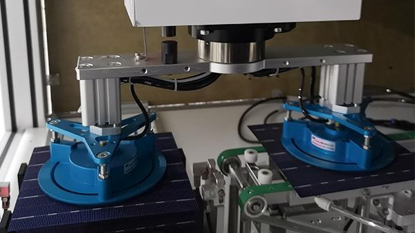 迈瑞凯为哲为仪器公司提供负压检测式海绵吸盘系统