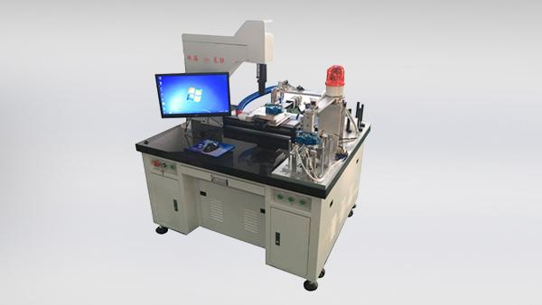 迈瑞凯为莱联光电供应负压检测式海绵吸盘系统