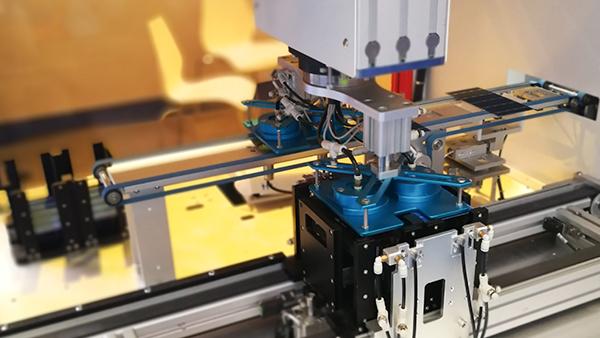 迈瑞凯为柯派自动化供应双芯吸盘