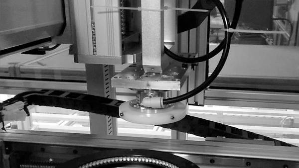 迈瑞凯为倚信供应孔形吸盘设备