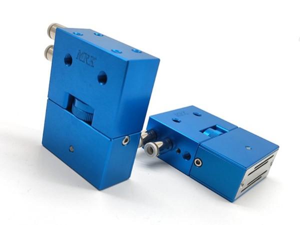 为小型,孔较密集型产品设计针式吸盘