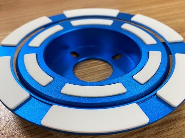 伯努利吸盘陶瓷垫片